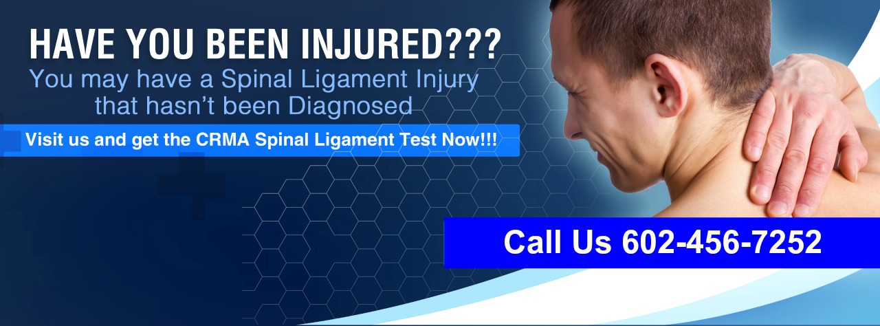 Spinal Ligament Injury