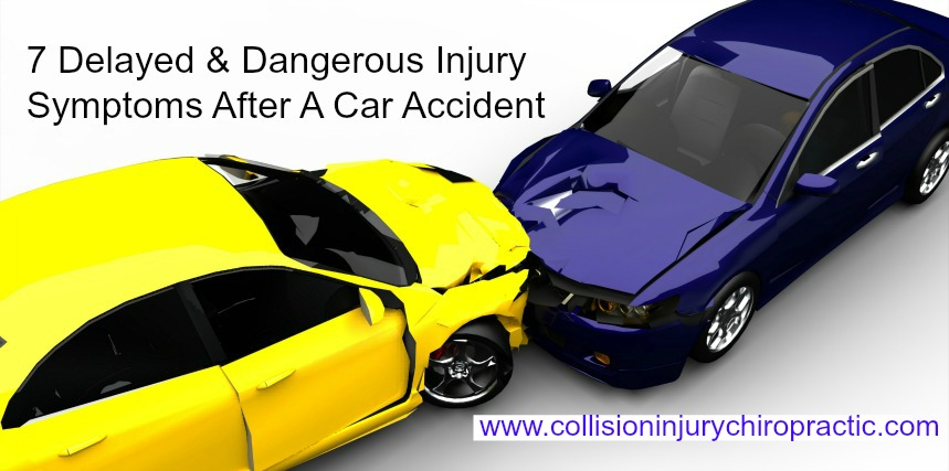 7 Delayed & Dangerous Injury Symptoms Following Car Accident