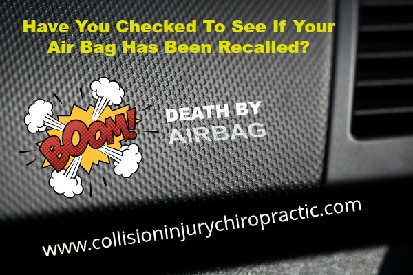Total Recall Takata Airbags: Who Else Wants To Know If Your Air bags Will Hurt You or Your Passenger