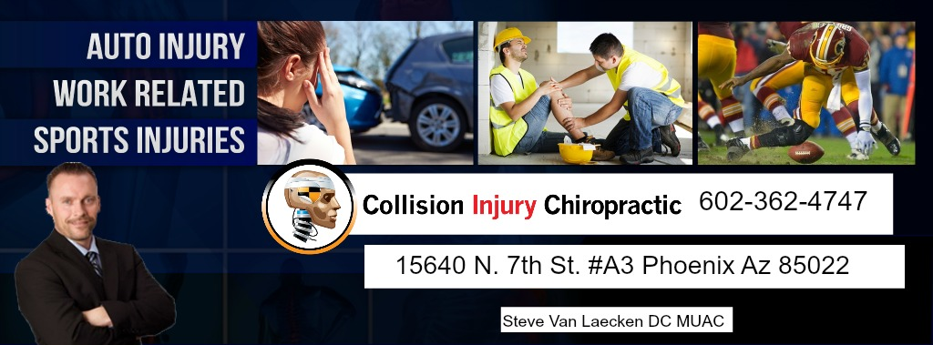 Chiropractic Management for Car Collision Victims Phoenix, AZ 85022