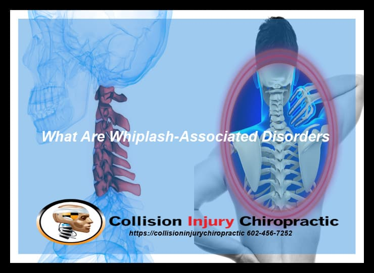 Graphic stating What Are Whiplash-Associated Disorders