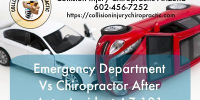 Emergency Department Vs Chiropractor After Auto Accident AZ 101